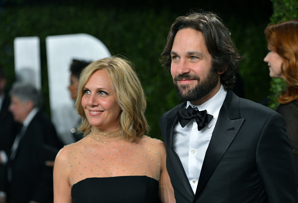 Paul Rudd and Julie Yaeger
