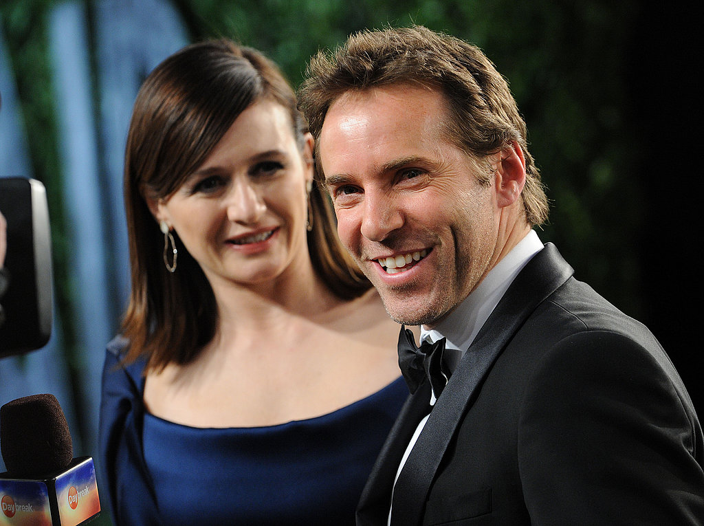 Emily Mortimer and Alessandro Nivola
