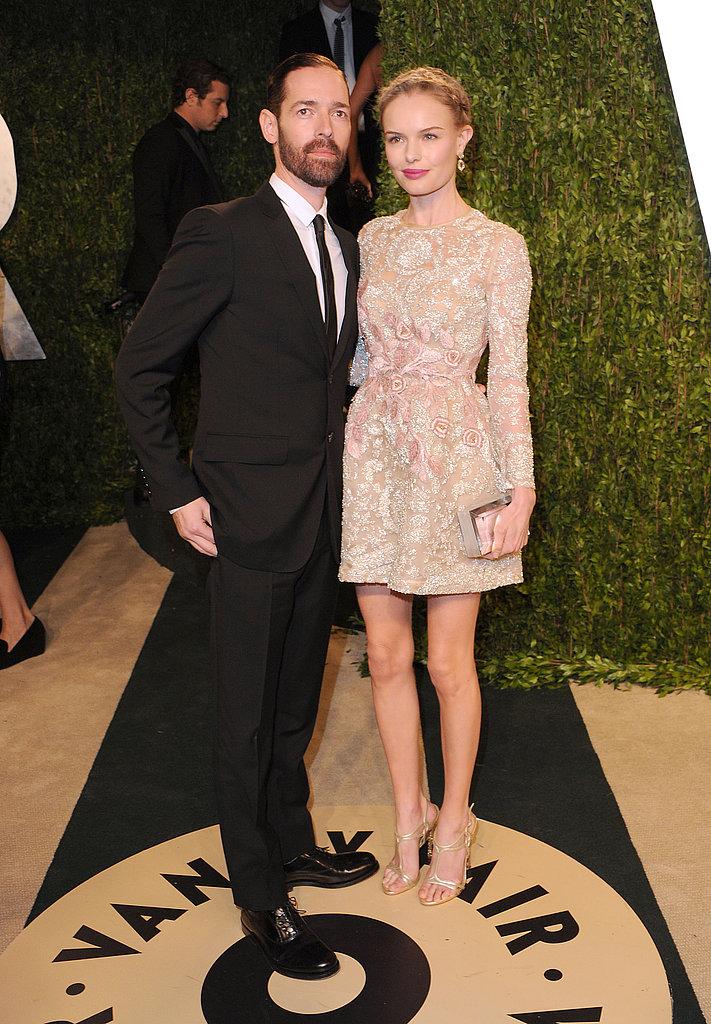 Kate Bosworth and Michael Polish