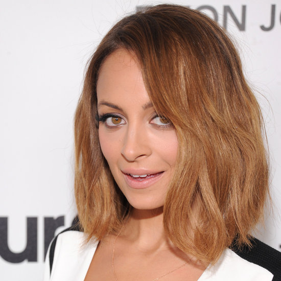 Nicole Richie on Her Lob and Having a Hairstylist BFF
