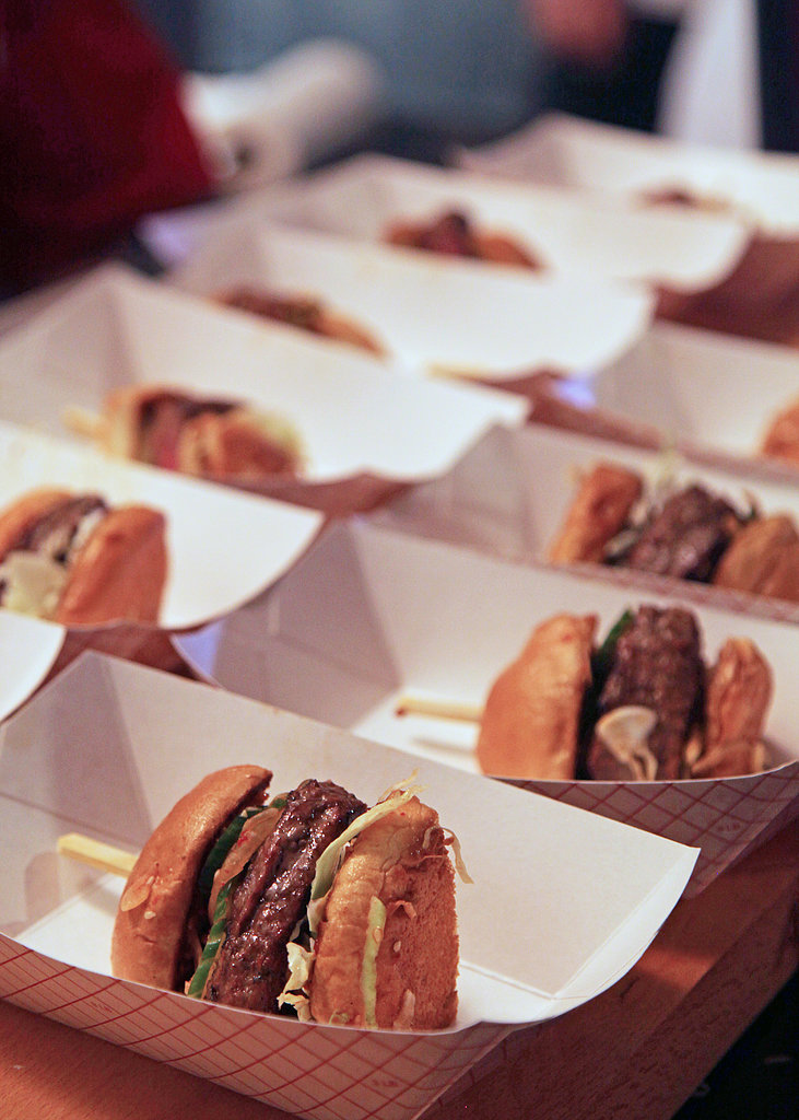 Our 7 Favorite Burgers at Burger Bash