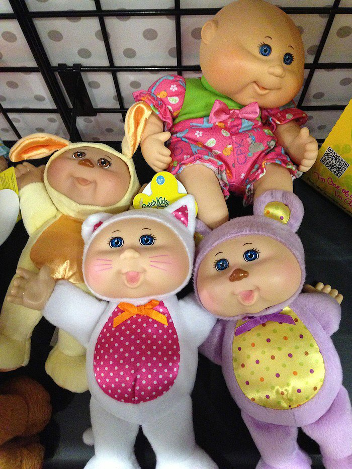 Happy Birthday, Cabbage Patch Kids!
