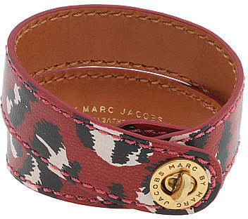 Marc by Marc Jacobs Into The Wild Double Wrap Cuff