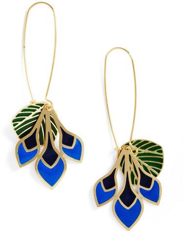Feathers of Fancy Earrings