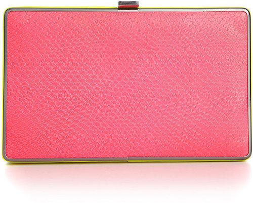 BCBGMAXAZRIA Handbag, Thea Evening Clutch