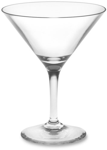 Duraclear Martini Glasses, Set of 6