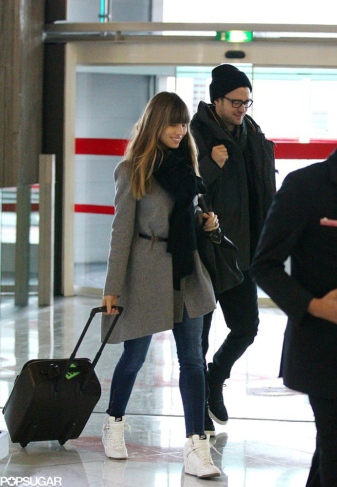 Justin Timberlake and Jessica Biel jetted out of Paris at the end of February. The couple spent a few days in France after their stay in the UK, during which Justin and Jay Z announced their Legends of Summer Tour, with tickets going on presale Feb. 27.