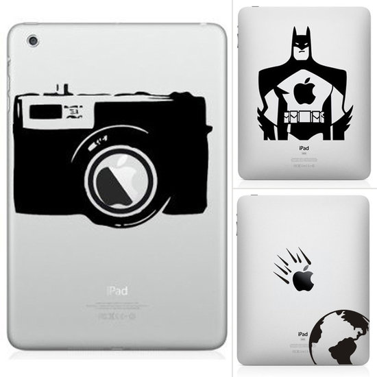 Peel 'N Place These Sleek iPad Mini Decals