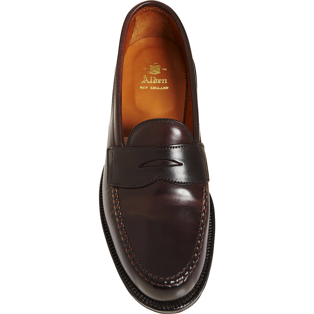 OK, I'll admit it: the Alden penny loafer ($620) is a complete indulgence, but hear me out. They are made of cordovan — horse leather — which translates into an ultradurable shoe. You'll be loafing around in these for a lifetime. — Robert Khederian, Style & Trends editorial assistant