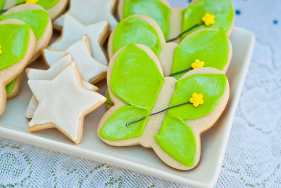 Tinkerbell Cookies
