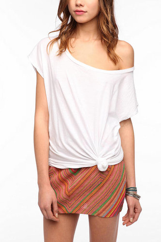 Truly Madly Deeply Off Shoulder Tee