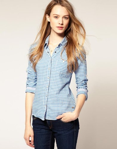 Hilfiger Denim Gingham Shirt