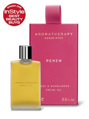 Renew Rose &amp; Sandalwood Facial Oil By Aromatherapy Associates