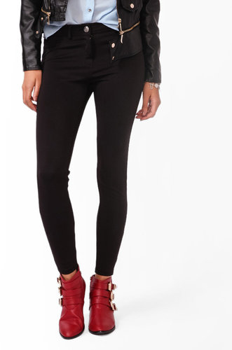 FOREVER 21 Stretch Fit Skinny Pants