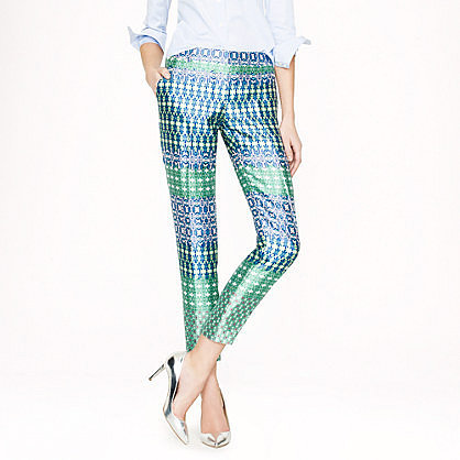 Pre-order collection café capri in bazaar print