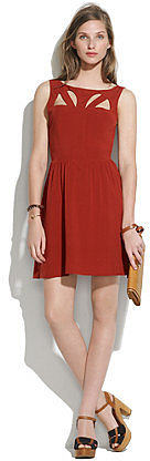 Something else by natalie wood cross-back short dress