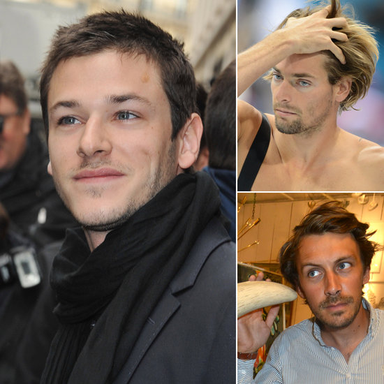 We'd Take a Summer Fling With These Fine Frenchmen