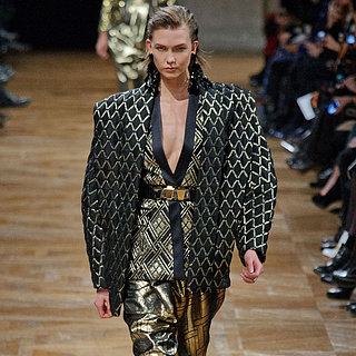 Balmain Runway Review | Fashion Week Fall 2013