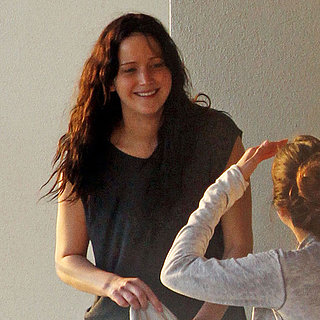 Jennifer Lawrence in Hawaii For Catching Fire | Pictures