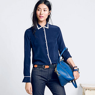 J.Crew and GoldSign Jeans Collaboration 2013