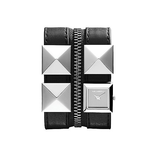 Karl Lagerfeld Karl Zip Watch ($295).