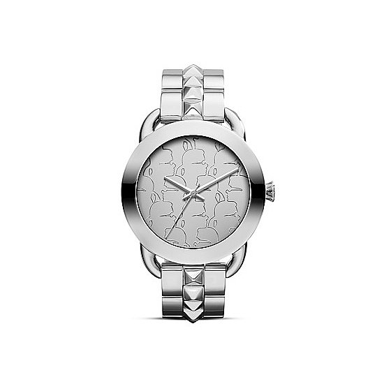 Karl Lagerfeld Karl Pop Watch ($150).