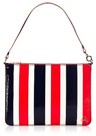 Striped iPad Pouch