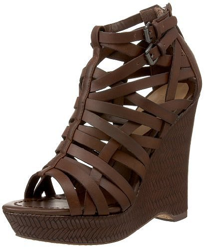 True Religion Women's Sage Wedge Sandal