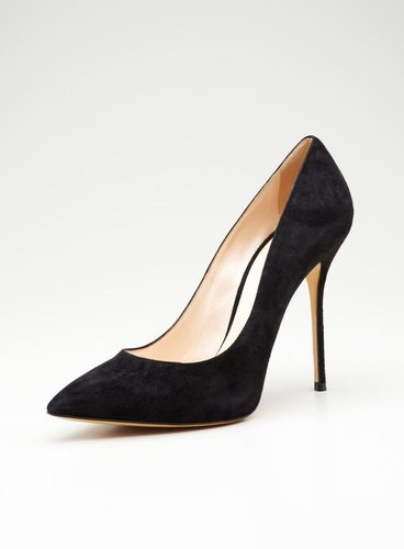 Casadei High Heeled Pointy Toe Pump C