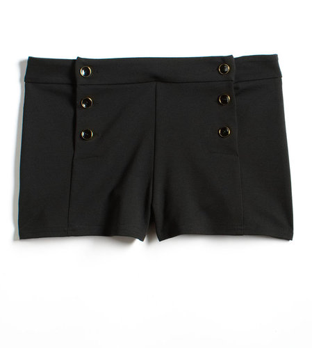 LOVE ADY Ponte Shorts
