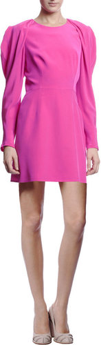 Thakoon Draped Sleeve Shift Dress
