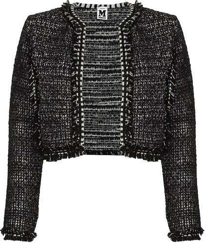 M Missoni Boucle Cropped Jacket