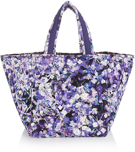 Roberto Cavalli Flower Print Bag