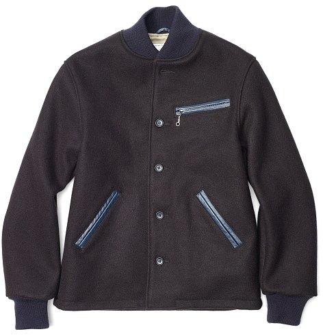 Golden Bear Varsity Jacket