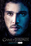 Jon Snow Game of Thrones season three poster.