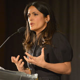 Salma Hayek Launches Chime For Change