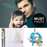 POPSUGAR Moms is eyeing items that will help them relax this month, like a new quilt for the baby's room, a prenatal exercise video by one of their favorite fitness gurus, and an album of sweet lullabies sung by Nick Lachey.