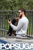 Justin Timberlake snapped a pic of himself and Jessica Biel while they visited Italy in the Fall of 2008.