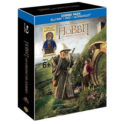 The Hobbit Lego Minifigures
