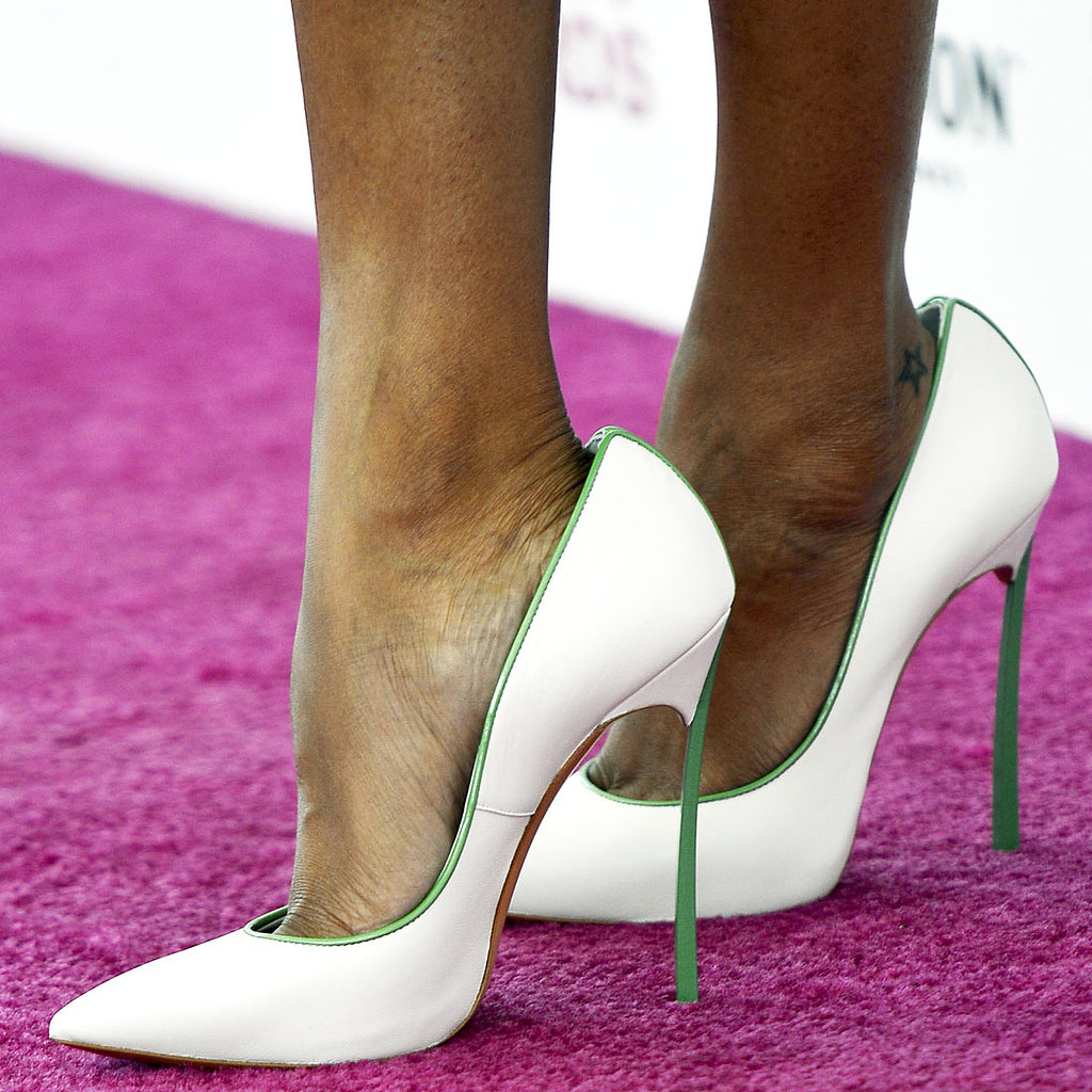 In Love With . . . Casadei's Blade Pumps
