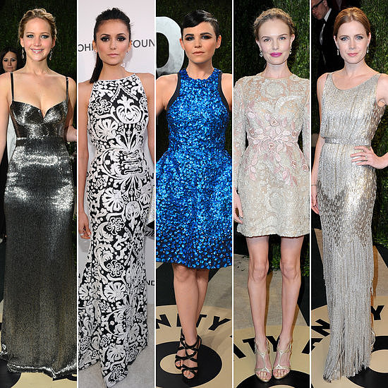 Who was your best-dressed afterparty star?