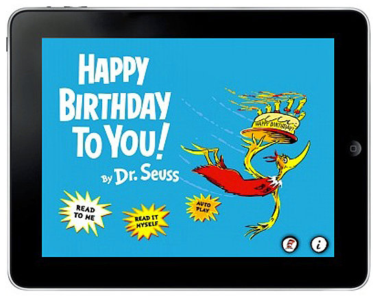 """App""y Birthday Dr. Seuss: 8 Apps to Celebrate the Author's 109th Birthday"
