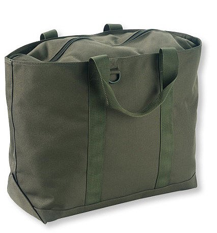 L.L. Bean Hunter's Tote