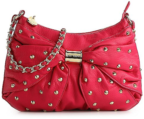 Betsey Johnson Wash Out Cross Body Bag