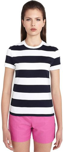 Short-Sleeve Stripe T-Shirt