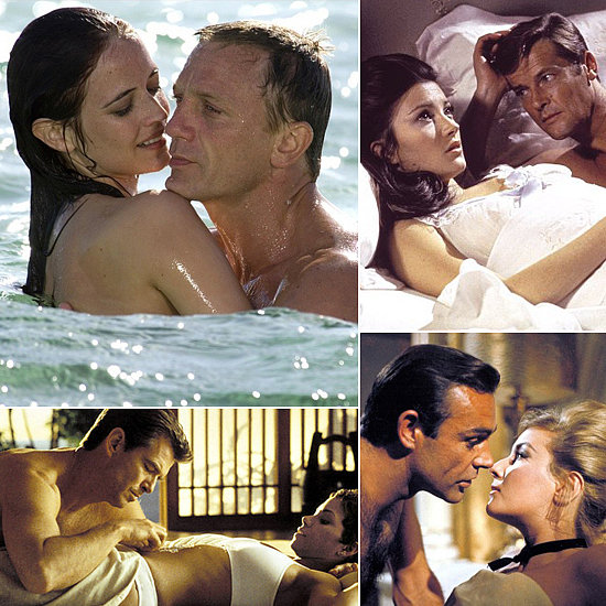 Sex in james bond movies