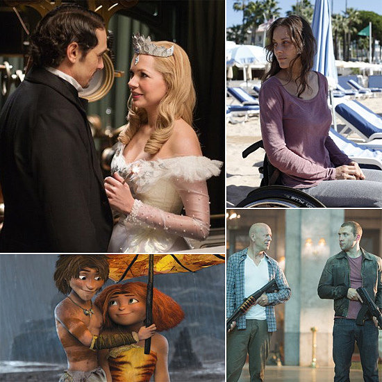 March 2013 Movie Releases For Australia