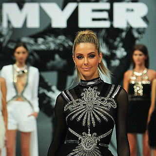 Myer Autumn Winter 2013 Collection Show: Jennifer Hawkins