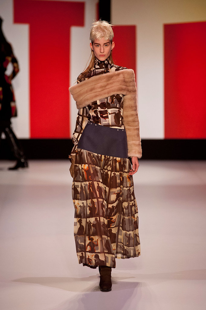 Jean Paul Gaultier Fall 2013