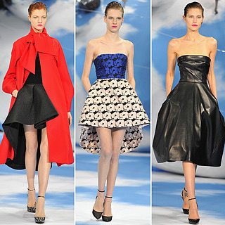 2013 Autumn Winter Paris Fashion Week: Christian Dior Runway